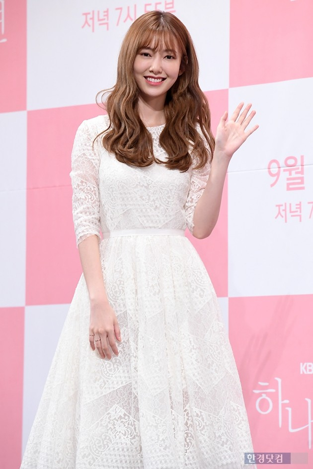 [포토] 나혜미, '아름다운 미소'