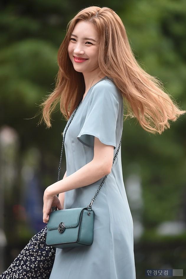 [포토] 선미, '사랑스러운 미소~'