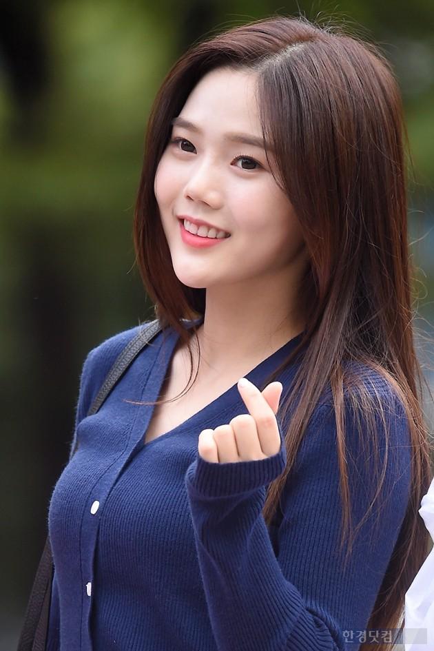 [포토] 오마이걸 효정, '예쁜 미소~'
