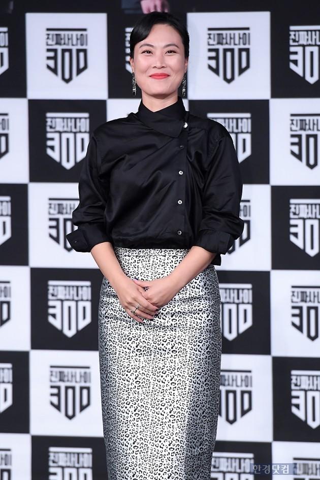 [포토] 김재화, '수줍은 미소~'