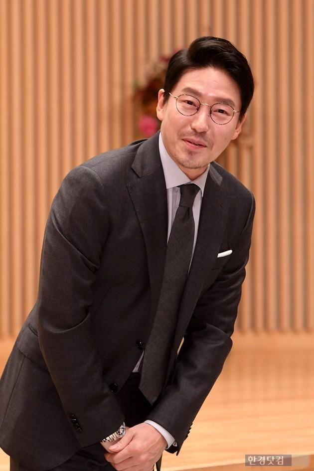 [포토] 엄기준, '악역이 아닙니다~'