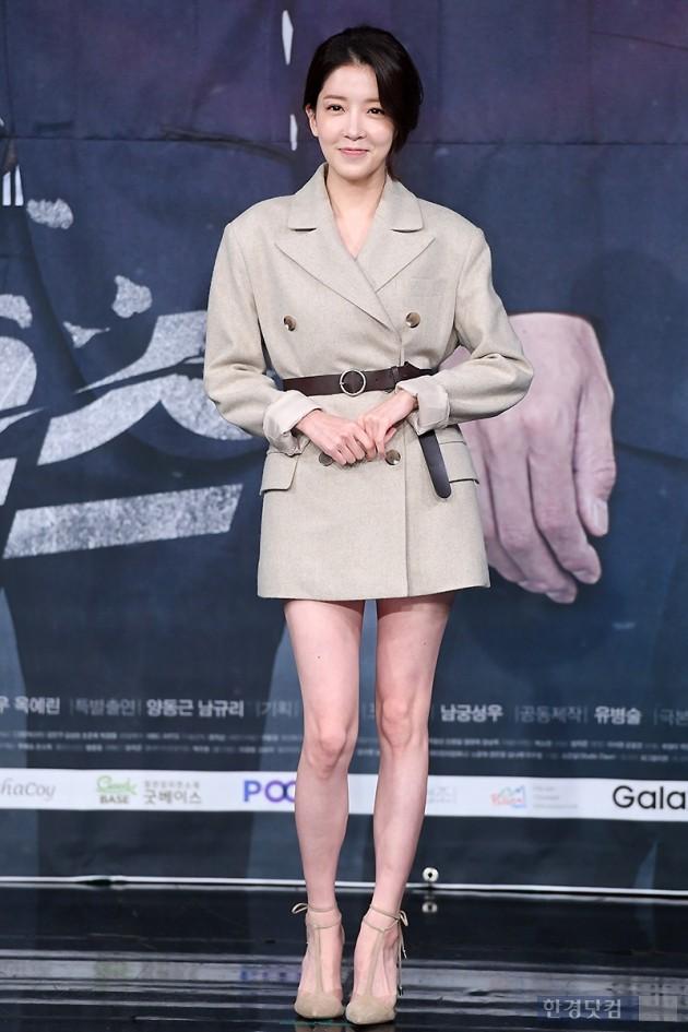 [포토] 정인선, '아름다운 모습에 시선강탈~'