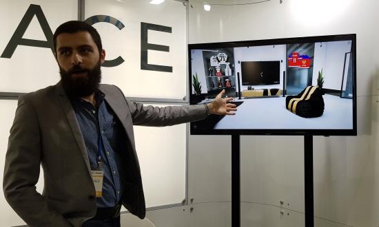 """마크 스페이스 """"블록체인 접목, 모든 세계 VR로 구현"""""""