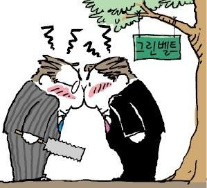 """""""그린벨트 해제 대안 미흡하다""""… 서울시에 언성 높인 국토부"""