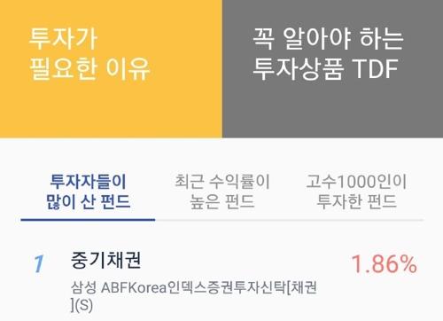 '매일 커피 값으로 펀드투자' 삼성페이 펀드서비스 탑재