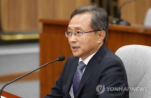 """유남석 후보자 """"헌재 기밀 법원에 유출, 있어선 안될 행위"""""""