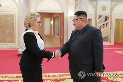 """러 연해주 주지사 """"김정은 블라디보스토크서 맞을 준비돼"""""""