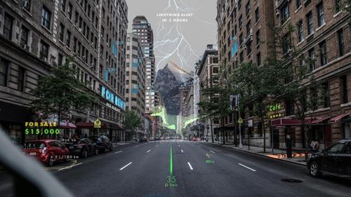 현대차, 2020년 '증강현실 내비게이션' 양산차 탑재