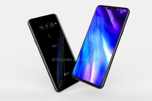 LG V40 씽큐 공개 임박…'눈 5개'로 승부수