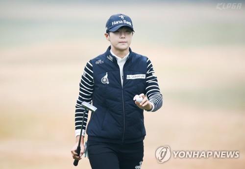 """박성현 """"세계1위 부담되지만 자신감도 생겼다""""… 치열한 1위 경쟁"""