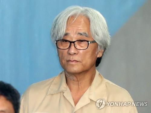 """'미투 첫 실형' 나올까… """"추행 아닌 연기지도"""" 이윤택 오늘 선고"""