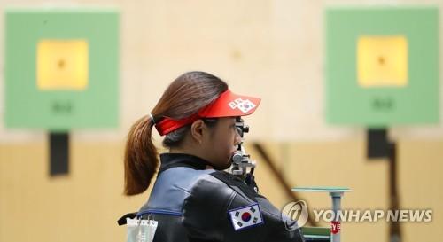 한국 여자소총, 세계선수권 사상 첫 단체전 金… 세계 신기록