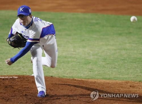[아시안게임] 야구 결승 한·일전, 양현종 선발… 라인업은 3경기째 동일