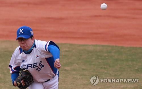 -아시안게임- 양현종 쾌투+박병호 홈런… 한국, 일본 꺾고 3연속 금메달