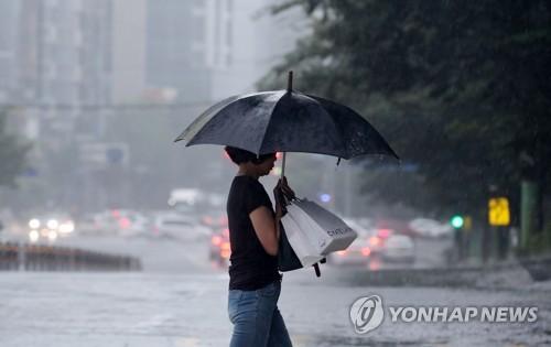 경상도 아침에 비 그쳐…내륙 오후 한때 빗방울