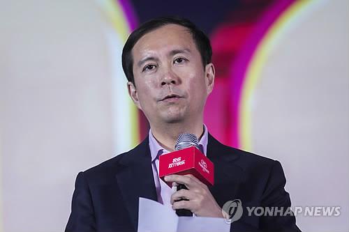 마윈 후계자 46세 장융, '광군제' 등으로 역량 과시