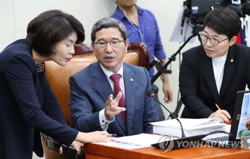 환노위, 이재갑 고용노동장관 후보 청문보고서 채택 불발