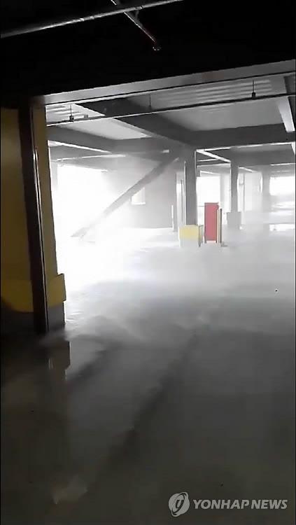 초강력 태풍 '짜미' 日 강타… 하늘땅 교통 마비·최소 72명 부상