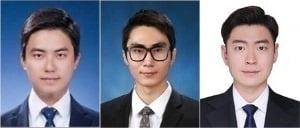 (왼쪽부터) 딜로이트 안진회계법인 김경진 공인회계사, 딜로이트 컨설팅 강유빈·정창우 컨설턴트.