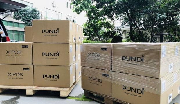 펀디엑스, 블록체인 기반 결제 단말기 XPOS 전세계 출하 개시