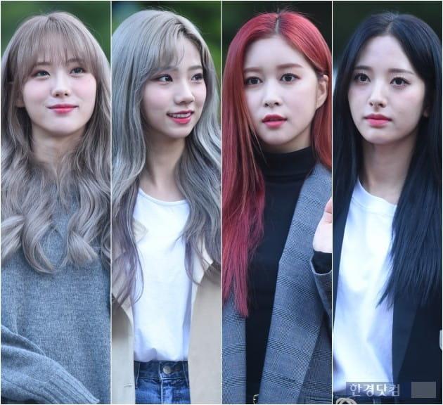 [HK영상] 우주소녀, 성숙미 물신~'날이 갈수록 예뻐지는 소녀들'