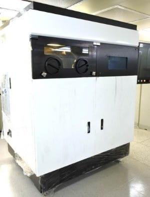 대건테크가 세계 최초로 개발에 성공한 마그네슘 소재 3D프린터
