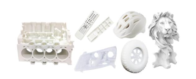 쓰리디솔루션 주식회사 3D프린팅 시제품 제작물