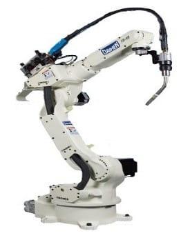 세신기전시스템의 8kg 가반의 표준용접 로봇