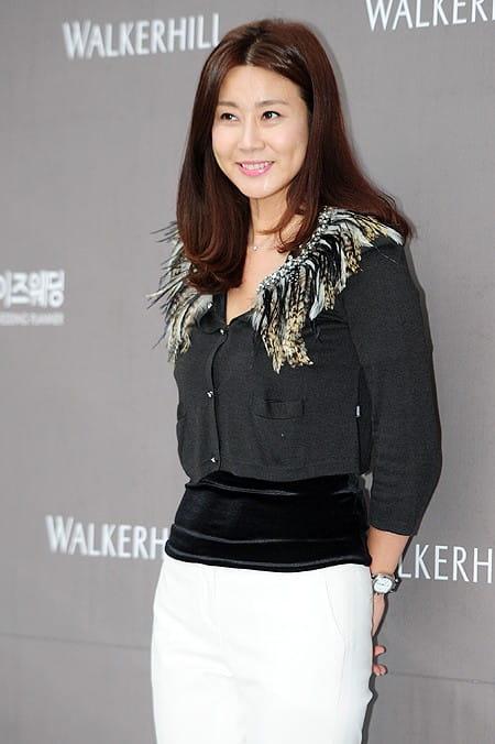 배우 양정아, 3세 연하 남편과 지난 해 이혼…사유는 '개인 사생활'