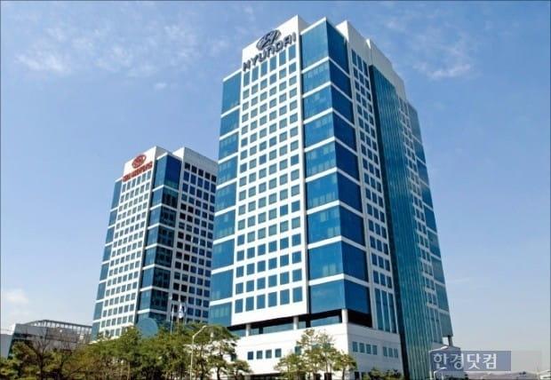 현대자동차그룹 서울 양재동 사옥. (사진=한경DB)