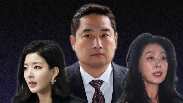 강용석, 도도맘, 김부선/사진=한경DB