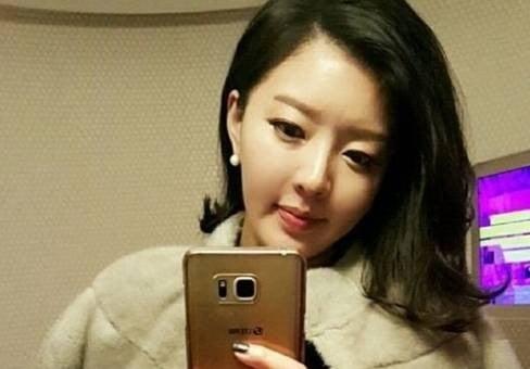 사진='도도맘' 김미나 블로그