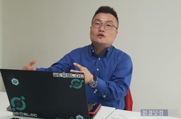 """[코인터뷰] """"싱가포르 대신 제주에서 블록체인 사업하고 싶다"""""""