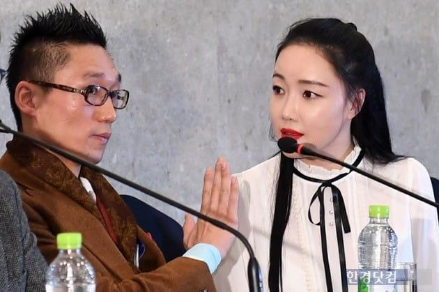 """왕진진 낸시랭 9개월여 결혼생활 끝내 파국? 지인들 """"생각보다 오래 살았다"""""""