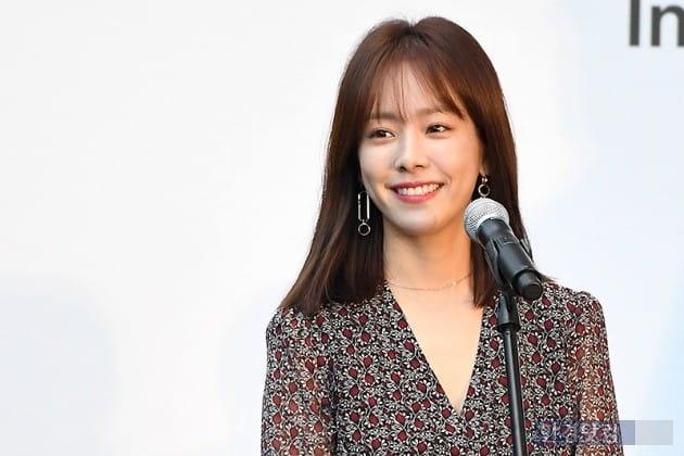 [포토] 한지민, '사랑스러운 미소~' (부산국제영화제)