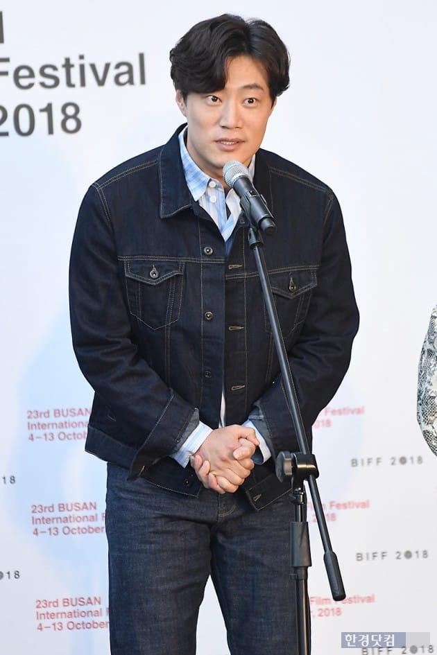 [포토] 이희준, '부드러운 카리스마~' (부산국제영화제)