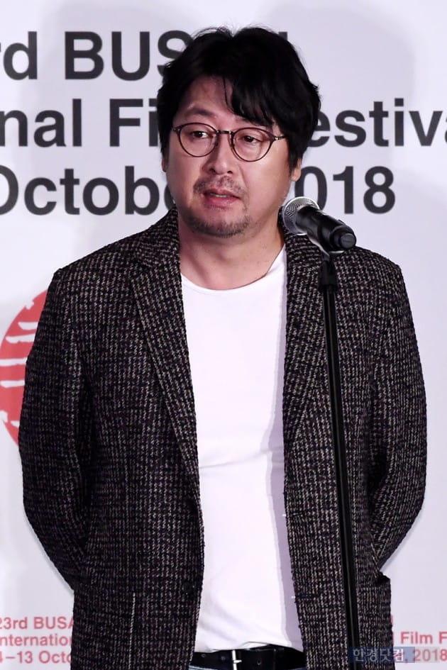 [포토] 김윤석, '믿고 보는 배우~ (부산국제영화제)