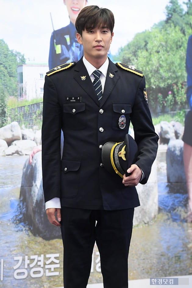 [포토] 강경준, '늠름한 모습에 눈길'