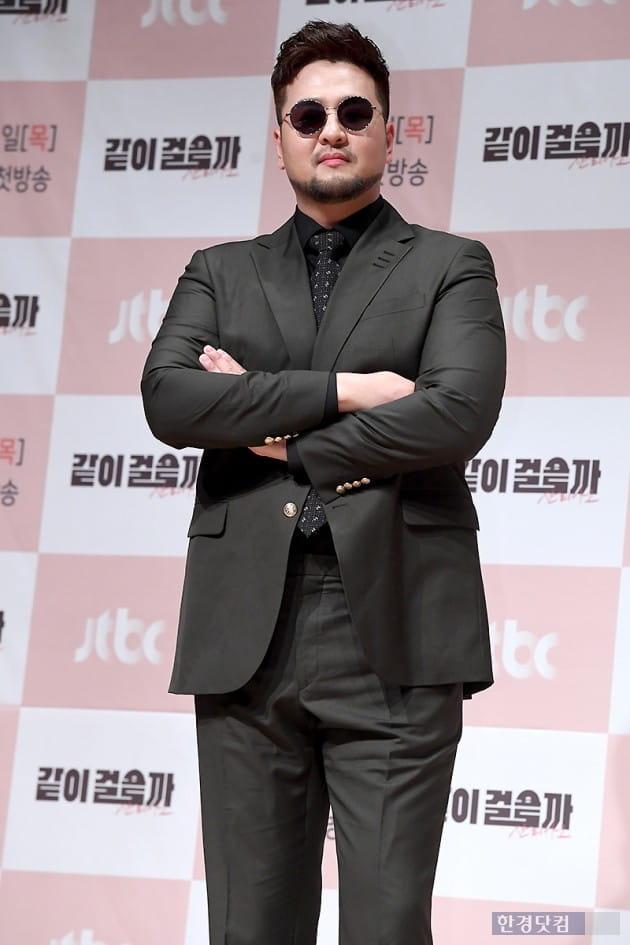 """'같이 걸을까' god 김태우 """"2주동안 멤버들과 24시간 붙어 있어…모든 게 좋았다"""""""