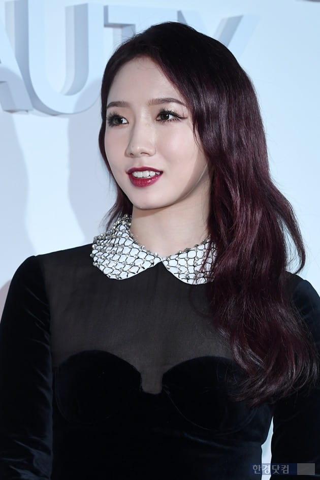 [포토] 우주소녀 미기, '중국 프듀 1등 미모~'