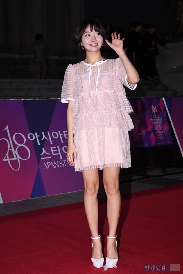 [포토] 펀치, '미모의 OST의 여왕'(APAN)