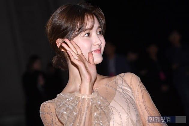 [포토] 남보라, '자체발광 미녀'(APAN)