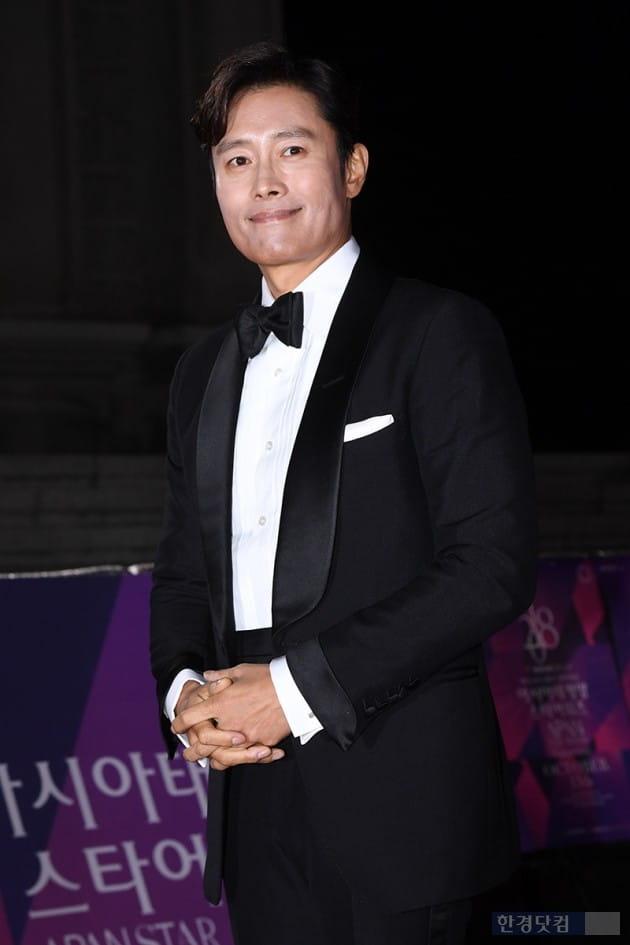 [포토] 이병헌, '백만불짜리 미소'(APAN)