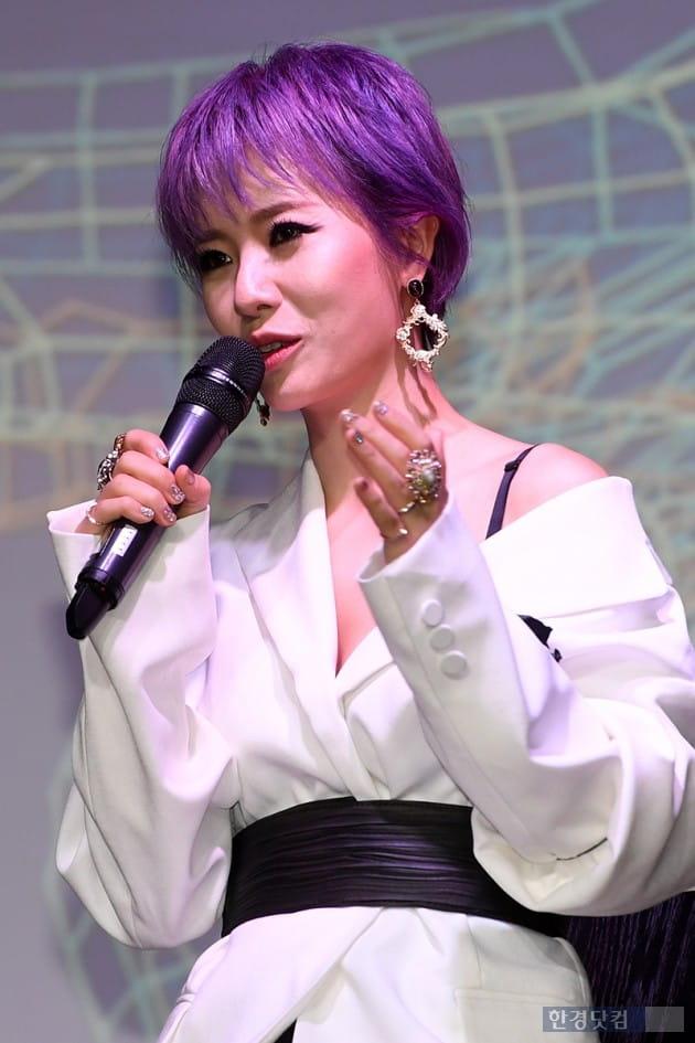 [포토] 박기영, '8년만에 돌아왔습니다'