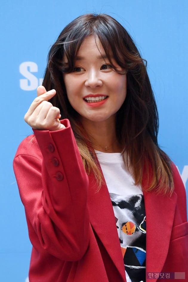 [포토] 최강희, '사랑스러운 하트'