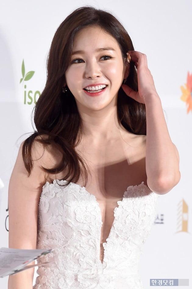 [포토] 공서영, '아름다운 미소~' (대종상영화제)