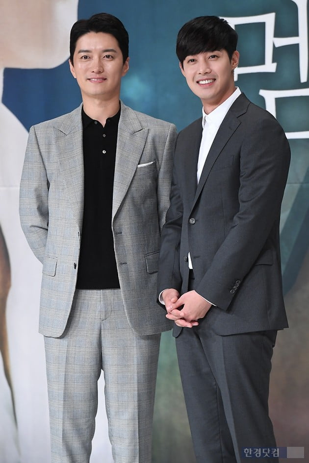 [포토] 인교진-김현중, '부드러운 미소~'