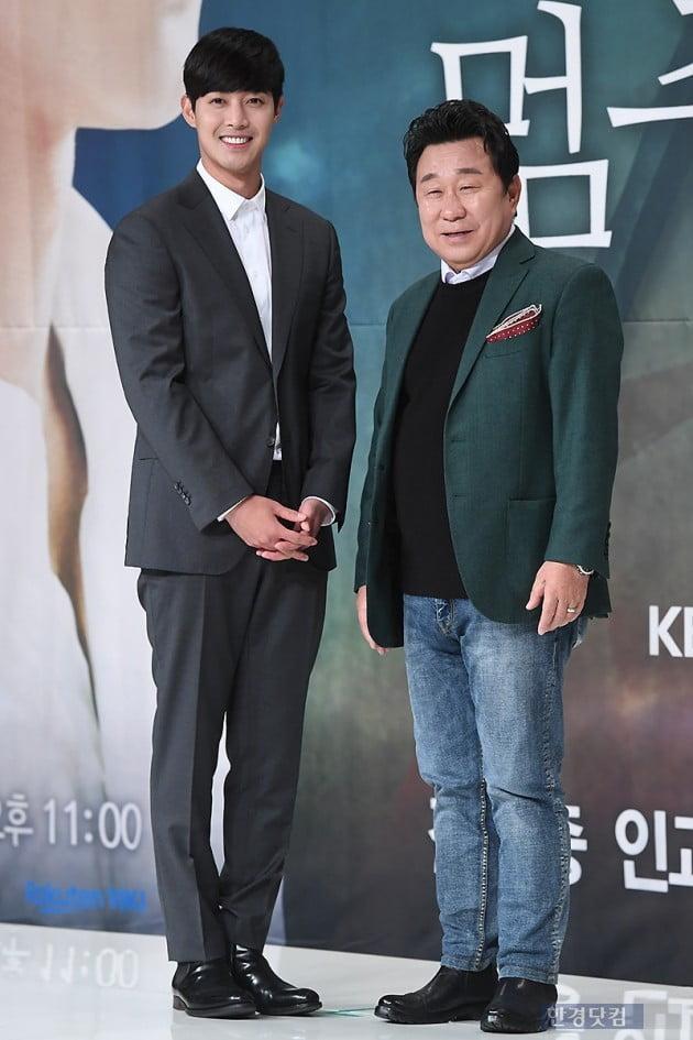 [포토] 김현중-임하룡, '멋진 미소~'