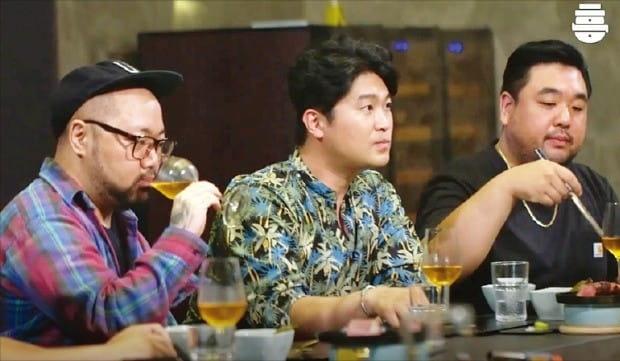 CJ ENM의 디지털 스튜디오 '흥베이커리'에서 만드는 콘텐츠 '최자로드'.  /CJ ENM 제공