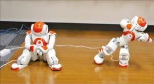 뇌파 조종 로봇